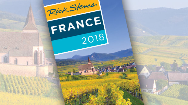 DDay 4 You is featured in Rick Steves France book
